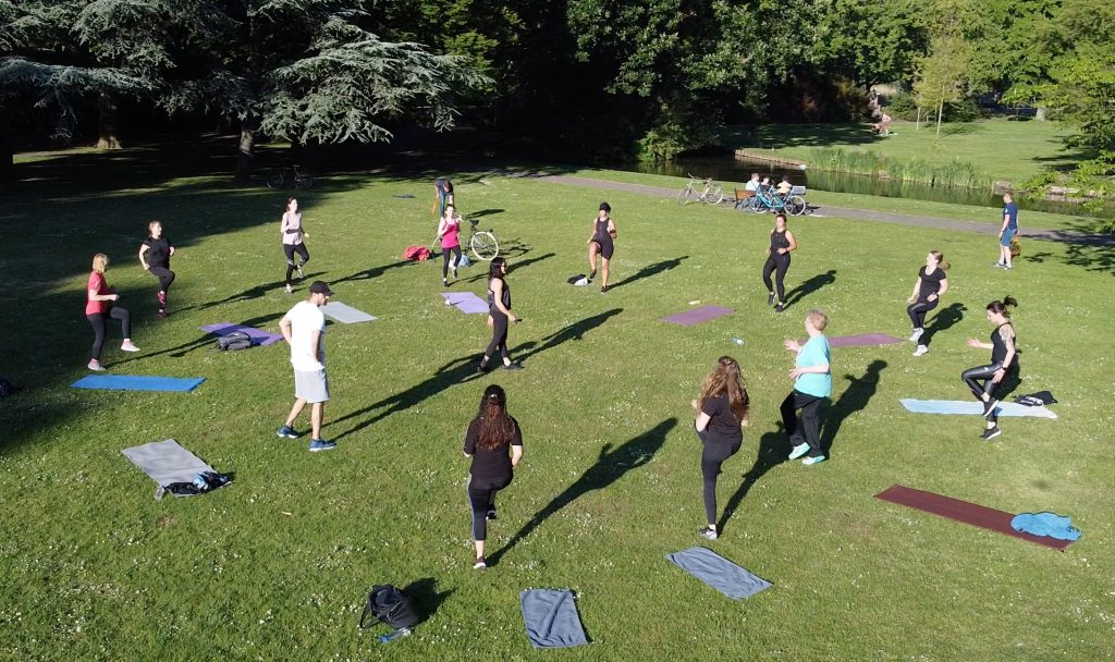 Bootcamp Rotterdam | Outdoor Training Kralingen