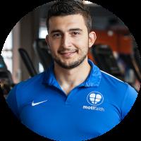 Aleksandar Todorovski, Personal Trainer Delft